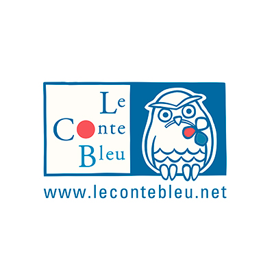 Corporate design - Le Conte Bleu